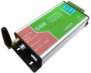 """Image 2 - GSM טמפרטורת ניטור, SMS אזעקת דו""""ח, דוא""""ל נתונים יומן דו""""ח שני ממסר פלט ושני קלט יציאת"""