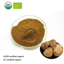 Сертифицированный USDA и EC органический экстракт гриба Львиной 20:1 экстракт ericium erinaceus