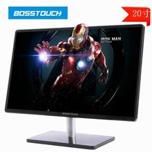 freeshipping 20 inch LCD monitor, resolution 1920*1080 screen, IPS panel with VGA PORT display can be used as desktop screen(China (Mainland))