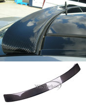 L Style Real CARBON Fiber ROOF SPOILER fit for Mercedes Benz W221 S-CLASS S280 S300 S350 S400 S500 S600 S63AMG S65AMG 07-13(China)