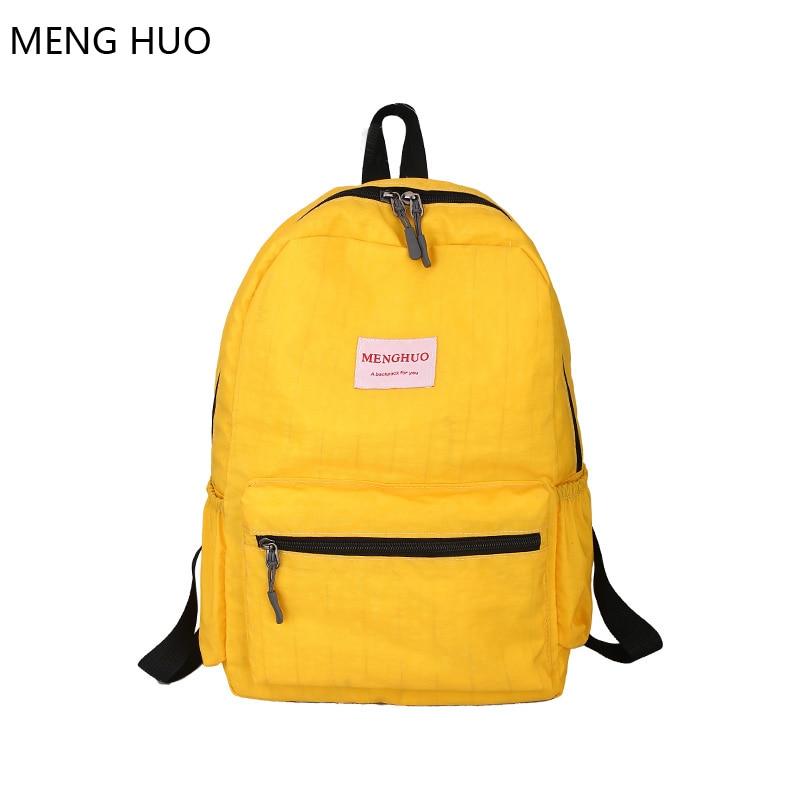 2897796420bf cute backpacks college mochila rugzak kids book bags woman backpack women  vintage pack back high school bags for teenage girls-in Backpacks from  Luggage ...