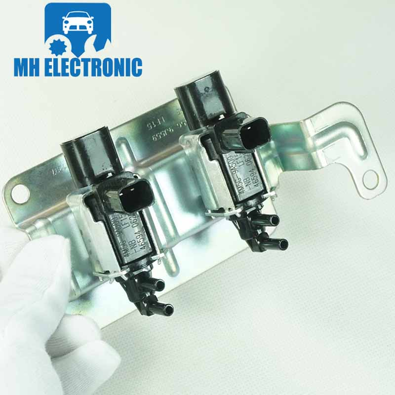 MH Electronic Air Intakes Vacuum Solenoid Valve 5243591 For FORD FOCUS MK2 MONDEO MK4 C MAX S MAX S GALAXY FOR Mazda 3 5 6 CX7