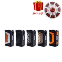 Free Gift GeekVape Aegis Mod Aegis Legend 200W TC Box MOD Powered By Dual 18650 Batteries