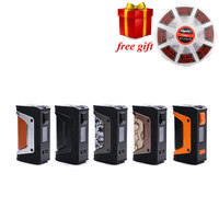 Free Gift GeekVape Aegis Mod Aegis Legend 200W TC Box MOD Powered By Dual 18650 Batteries