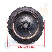 65W-85550-11 электрические маховик ротора для Yamaha Parsun 4-тактный 20HP 25HP 40HP мотор F25 F40-05180000W