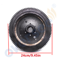 65W 85550 11 Electrical Rotor Flywheel For Yamaha Parsun 4 stroke 20HP 25HP 40HP Outboard Motor F25 F40 05180000W