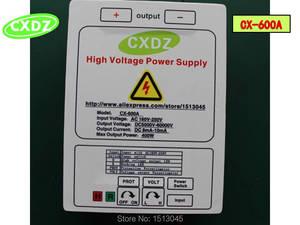Image 2 - امدادات الطاقة الجهد العالي مع 5kv 60KV لإزالة الدخان لامبلاك والغبار ، أجهزة تنقية الهواء ، مولد الهواء المؤين HV EPS