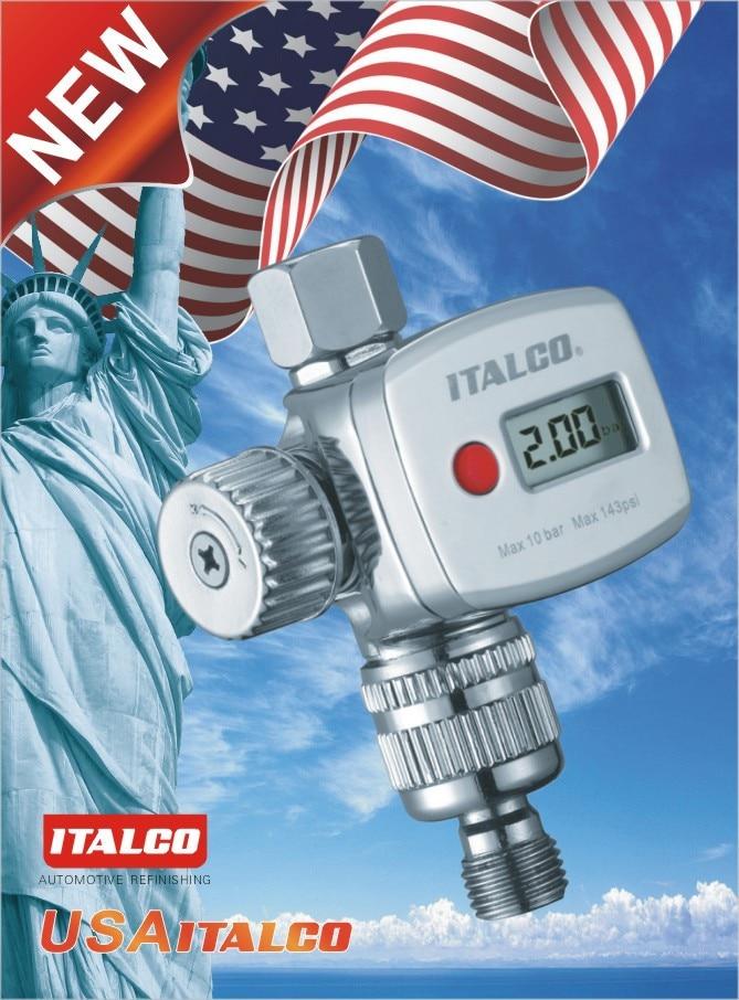 ITALCO  Digital Pressure Gauge high quality FR-8 литой диск replica fr lx 98 8 5x20 5x150 d110 2 et54 gmf