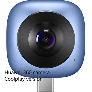 Huawei envizion 360 panoramic camera coolplay CV60 lens hd 3D live motion camera android 360 degree wide Angle phone external