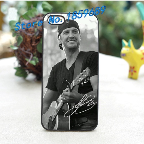 luke bryan (17) fashion cover case for iphone 4 4S 5 5S 5C SE 6 6 plus 6s 6s plus 7 7 plus