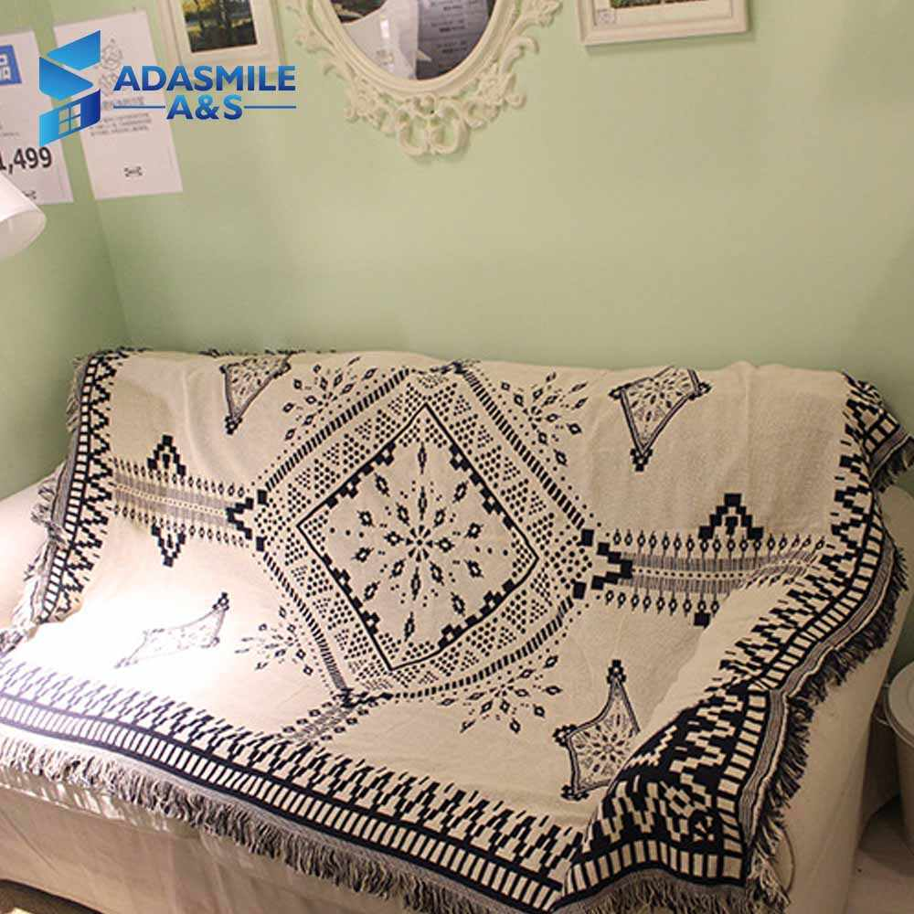 Phenomenal Persian Knitting Leisure Throw Bed Sofa Bedspread Home Pabps2019 Chair Design Images Pabps2019Com