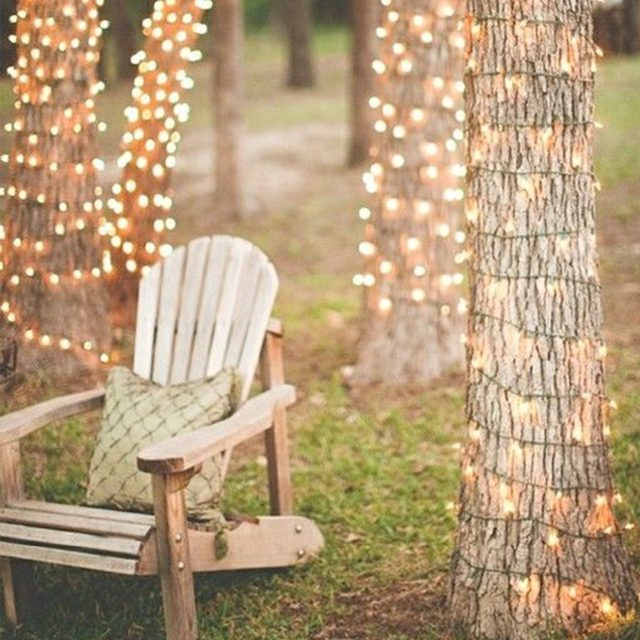 Online shop fengrise wedding lights 5w 2m 5m led light copper wire fengrise wedding lights 5w 2m 5m led light copper wire fairy strings festive lantern wedding decoration event party supplies junglespirit Gallery