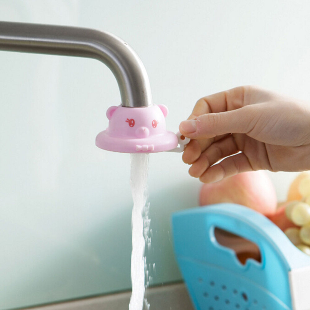 New Cartoon Shower head faucet water filter kitchen water filter ...