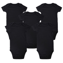 Soft Cotton 0-12 Months Short Sleeve Baby Clothes