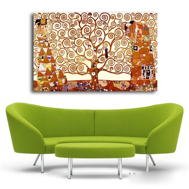 ̿̿̿(•̪ )Envío Gratis Austria Gustav Klimt Árbol de la vida ...