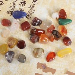 50g Buddha Gemstone, Manza, Buddha Tray Offering Stone, Shinning & Colorful, Buddha Supply, For Buddhist Actitives