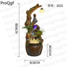 Prodgf 1 шт. Набор Европейский Стиль фонтан фэн шуй украшения для дома на удачу