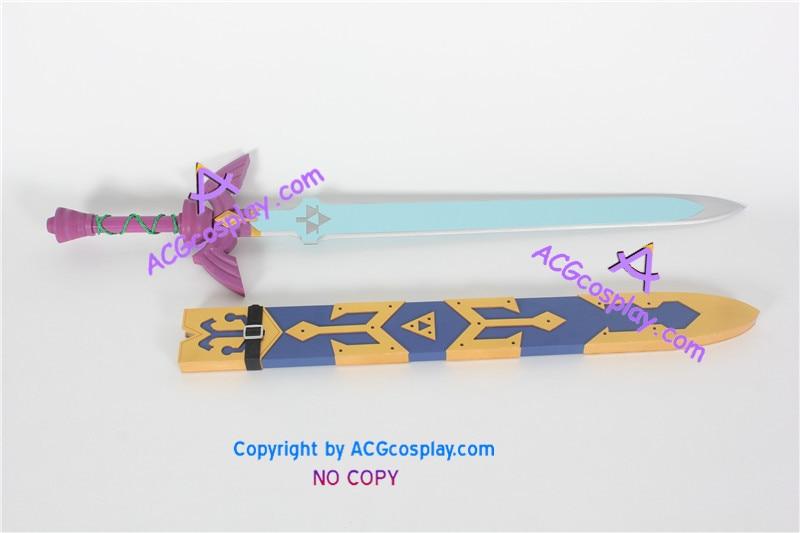 The Legend of Zelda Skyward Sword prop Master Sword prop Cosplay Prop PVC made ACGcosplay