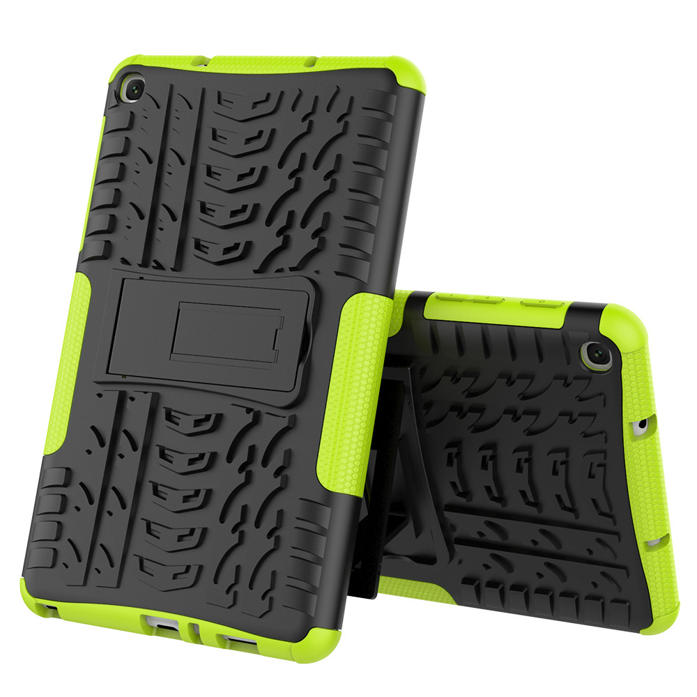 Case For Samsung Galaxy Tab A 8.0 2019 SM-P200/P205 Cover Heavy Duty 2In1 Hybrid Rugged Durable Funda Tablet Stand Shell CapaG4
