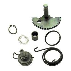 Kick Start przekładnia wału biegu jałowego i sprężyny motorower GY6 60CC 50cc 139QMB zestaw części|Zestawy do regeneracji silnika|   -