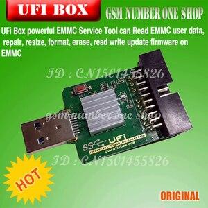 Image 2 - Новейшая оригинальная коробка UFI power ufi Box, инструмент ufi ful EMMC, инструмент для чтения данных пользователя EMMC, а также ремонт, изменение размера, формат