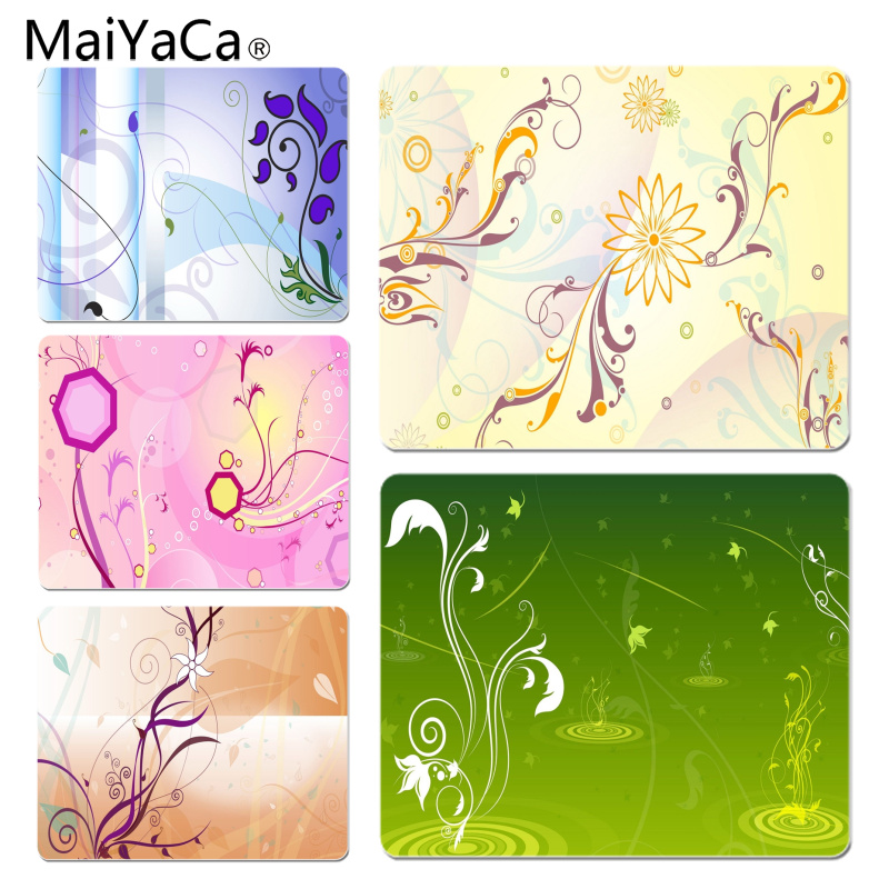 MaiYaCa New Arrivals Fashion pattern Computer Gaming Mousemats Size for 180x220x2mm and 250x290x2mm Small Mousepad