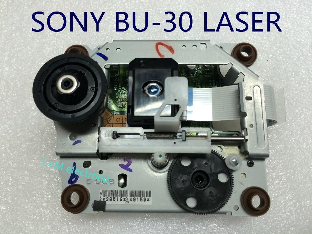 SOH-BU30 SOHBU30 BU-30 BU30 새로운 라디오 DVD 플레이어 광 픽업 레이저 렌즈 헤드 (메커니즘 포함)
