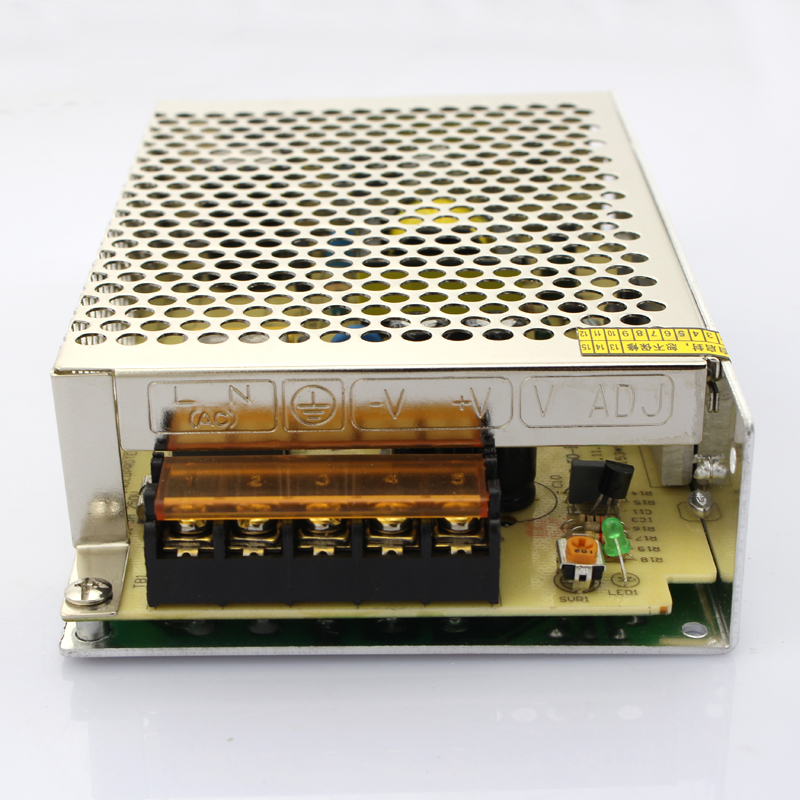 S-50-24 power suply 50w 24V 2.1A power supply unit ac to dc power supply ac dc converter adjustable output