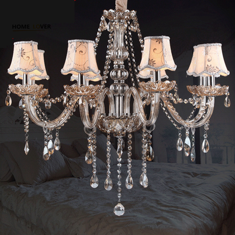 Us 98 35 31 Off Contemporary Lighting Chandeliers For Dining Room Kitchen Bedroom Lights Lampara Chandelier De Cristal Modern China In