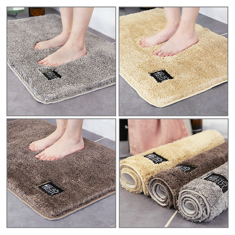 Carpet for Living Room Decorative Door Mat Bathroom Bath Floor Mat Water Absorbing Rug Kitchen Mats Carpets Bedroom