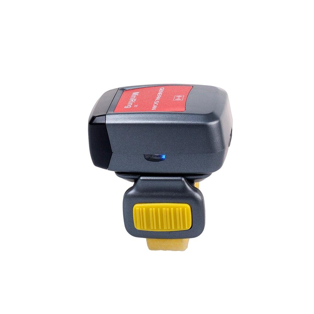 Best Seller Generalscan GS R5000BT-65Q 2D Ring Bluetooth Mobile Barcode Scaner