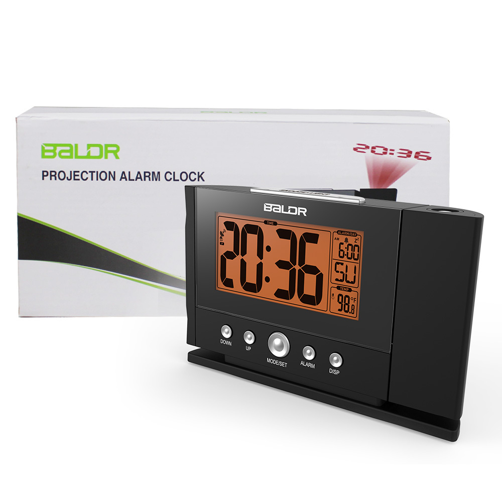 Baldr digital projection clock eu plug ceiling wall alarm snooze baldr digital projection clock eu plug ceiling wall alarm snooze timer watch constant time projector lcd thermometer clock in alarm clocks from home amipublicfo Images
