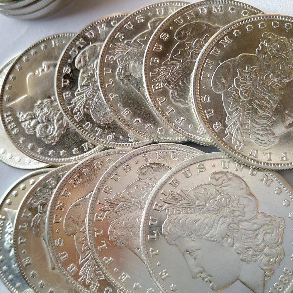 HOBO Nickel 1881-CC USA Morgan Dollar Summer Girl COIN