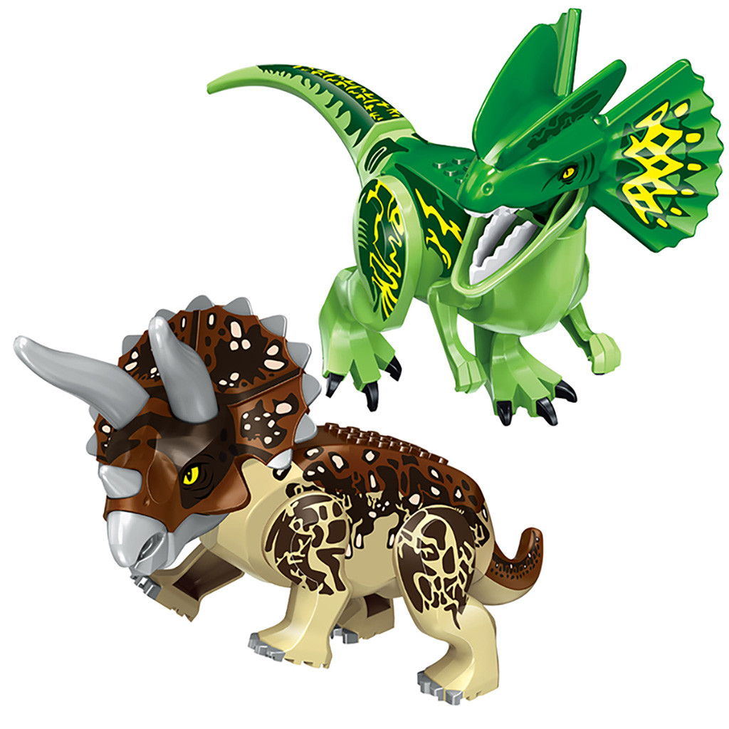 Big Size Legoings Jurassic Dinosaurs The Latest Building ...