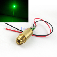INDUSTRIAL LAB APC 3 0 3 7V 532nm Green Laser 30 50mW DOT Laser Diode Module