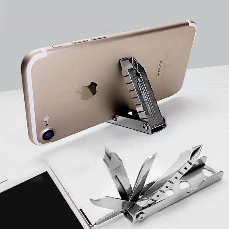 2019 Special Offer Multi-function Keychain Cross Word Screwdriver Mini Outdoor Portable Edc Multi-purpose Repair Gadget Pendant