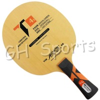 YINHE T 4 T4S Table Tennis Blade (T 4S, Hinoki Surface, 5 + 4 Carbon ) T4 Racket Ping Pong Bat Paddle