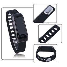 Bluetooth браслет сна Фитнес трекер напоминание Smart Band