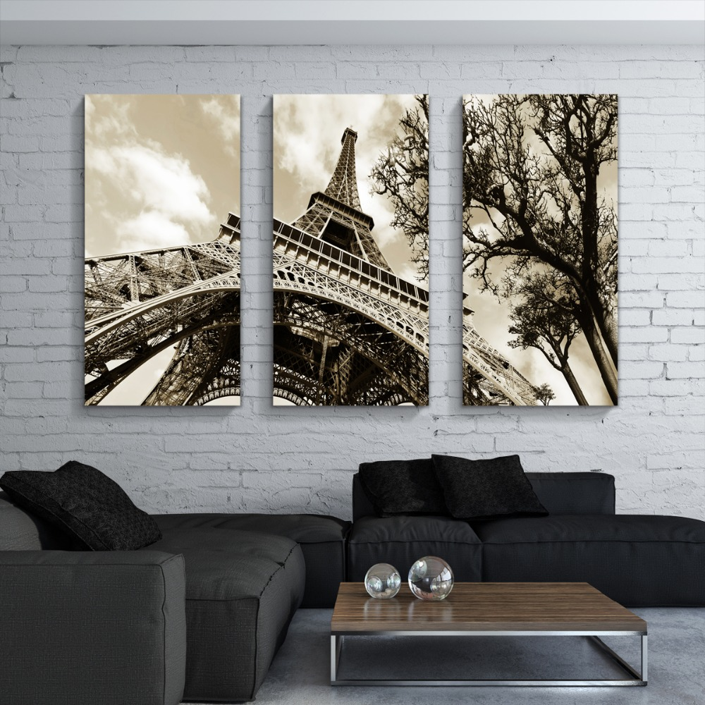 Wall art canvas painting wall pictures for living room quadros wall art canvas painting wall pictures for living room quadros cuadros modernos the paintings eiffel tower decoration no frame in painting calligraphy jeuxipadfo Images