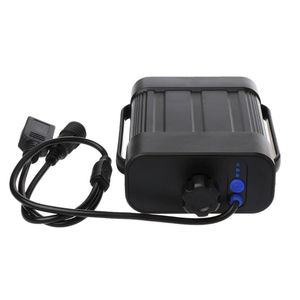 Image 1 - 2X 18650 26650 8.4V Rechargeable Battery Case Pack Waterproof House Cover Battery Storage Box with DC/USB Charger