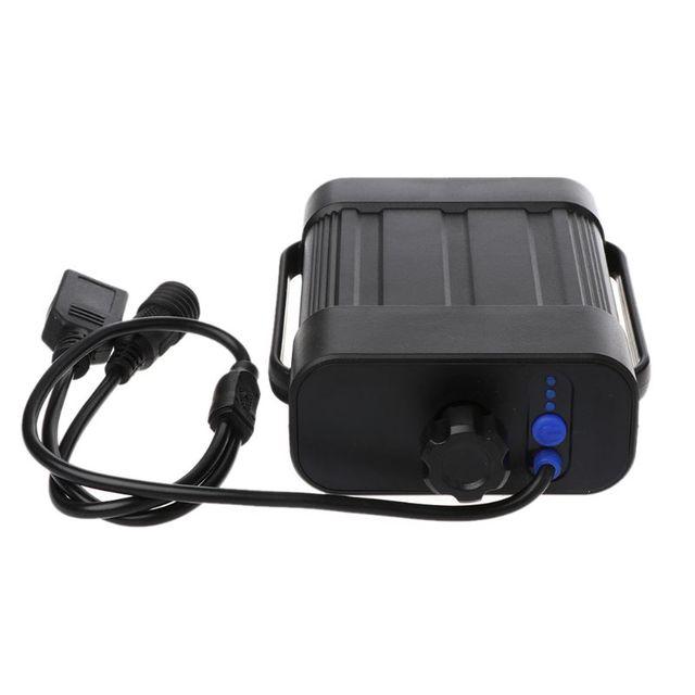 2X18650 26650 8.4V נטענת סוללה מקרה חבילה עמיד למים בית כיסוי סוללה תיבת אחסון עם DC/USB מטען