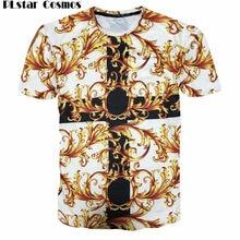 ee04cb9c PLstar Cosmos 2018 Medusa T Shirt Men short sleeves 3D Print High Quality  Summer T-