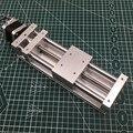 NEMA17 Z EIXO do motor de passo atuador SLIDE 120 MILÍMETROS kit de viagem ANTI-BACKLASH deslizante CNC ROUTER, IMPRESSORA 3D, PLASMA kit Cruz de Slides