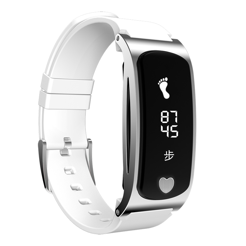 Z9 PLUS smart Bracelet motion pedometer intelligent health waterproof metal heart rate blood pressure ECG Bracelet