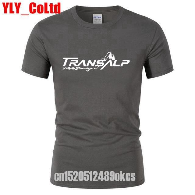 2019 Brand New Motorcycle Men's   T     Shirt   Transalp Style 650 XL700V Men Printing   T  -  Shirt   For Motorcycle Fans JDM Tee TShirts