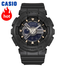 Casio watch BABY-G fashion trend cool dual-color waterproof sports electronic BA-110-1A