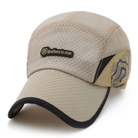 Quick Dry Summer Baseball Cap Brothers To Rum Mesh Hip Hop Snapback Hats Wholesale Retail Breathable