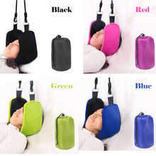 Cervical Traction Neck Massager Hammock Elasticity Door For Head Pain Reliever Spine Massage Therapy Device