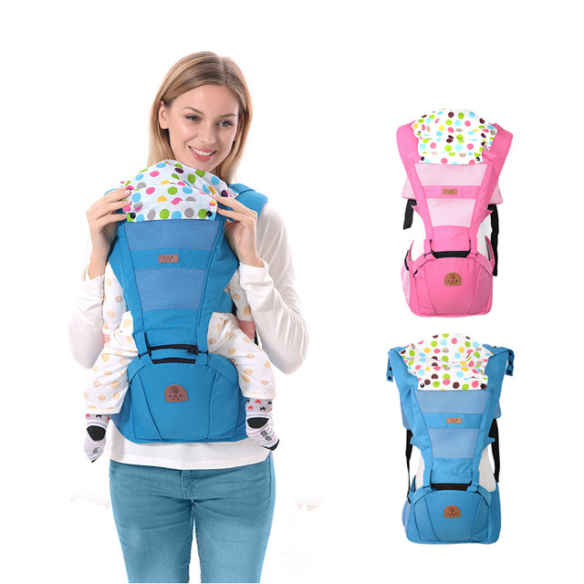High Quality Baby Carrier Backpack Baby Sling Toddler Wrap Multifunctional Baby Ergonomic Infant Kangaroo Backpack Carriers Bag