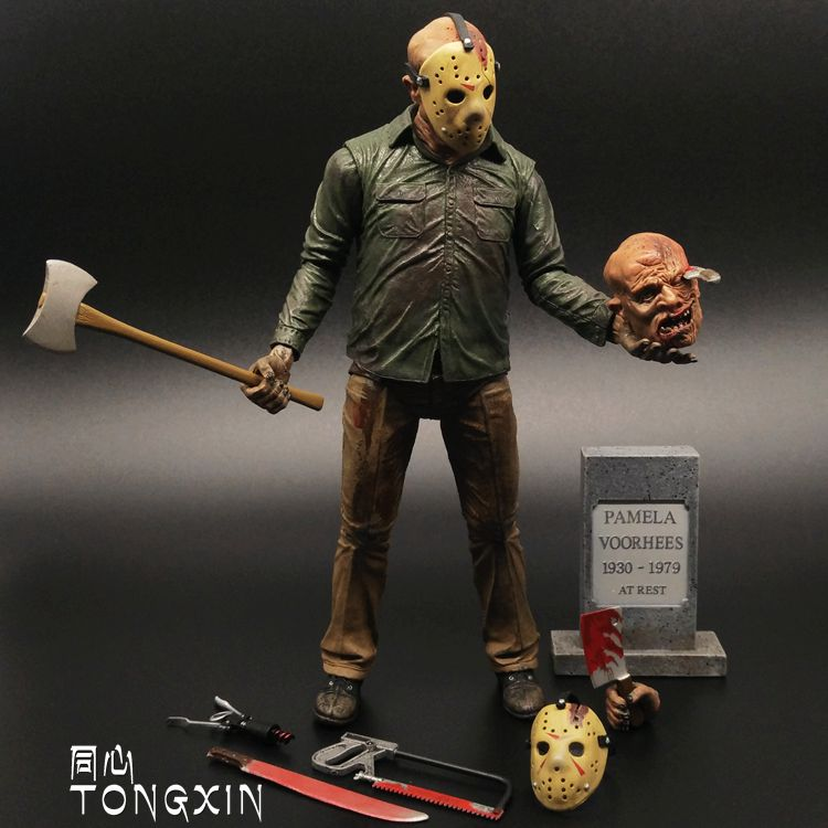 Friday the 13th Part III 3D JASON VOORHEES Scale Ultimate